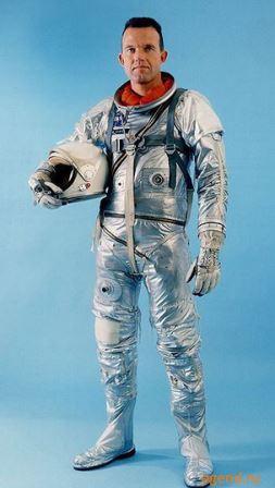 Гордон Купер участвовал в Mercury-Atlas 9
