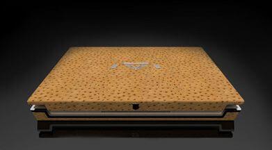 Лондонская фирма выпустила ноутбук стоимостью $1 млн