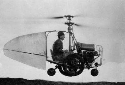 Летающий автомобиль Джесса Диксона (Jess Dixon's Flying Auto)