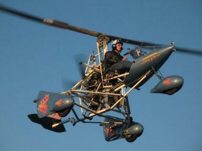 Супер Воздухоцикл (Super Sky Cycle)