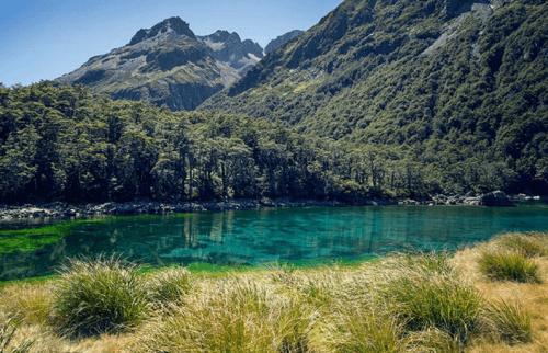 Самое чистое и прозрачное озеро в мире 3