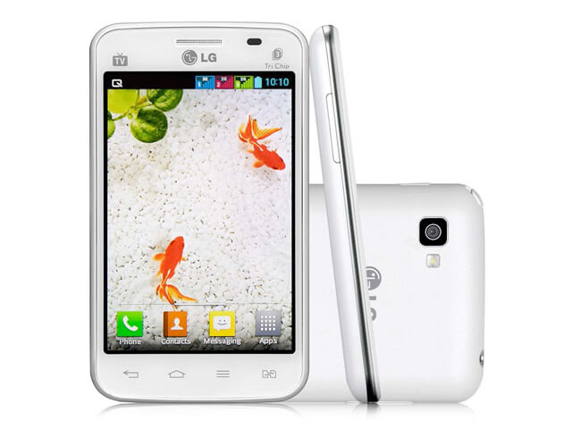 один из первых Android-смартфонов, имеющих три слота для SIM-карт.