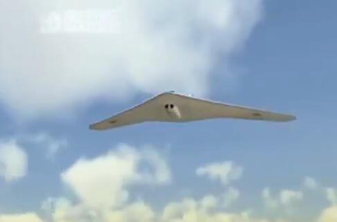 RQ-180 - беспилотный самолет нового поколения 2