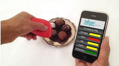 TellSpec расскажет из чего состоит ваша еда