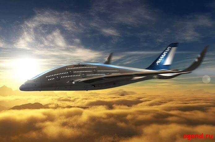 """AWWA Sky Whale (""""Небесный кит"""")"""