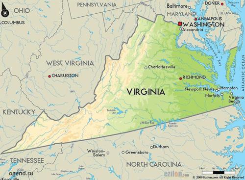 Вирджиния