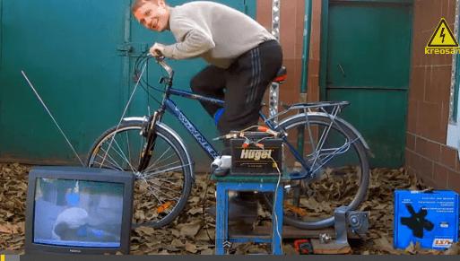Как собрать простой генератор на 220 вольт