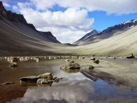 Дон-Жуан - самый соленое озеро в мире