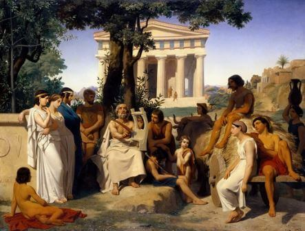 В Древнем Риме имена давали только первым четырем сыновьям