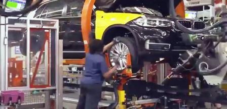 Как создают автомобили BMW