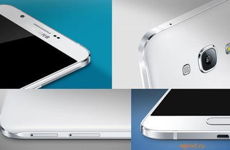 Samsung выпустил самый тонкий смартфон
