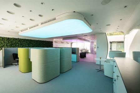 В Дубае открылось первое в мире напечатанное на 3D-принтере офисное здание