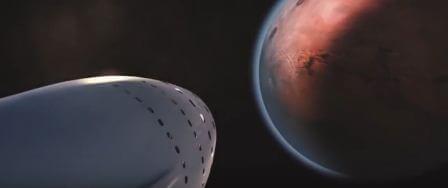 заселение Марса