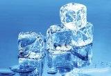 превращение воды в лед