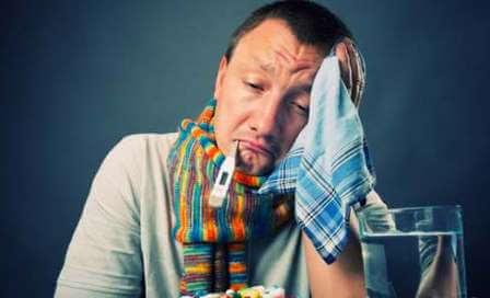 грипп - тяжелая болезнь