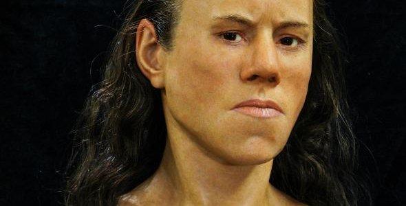 Восстановлено лицо девушки, жившей на заре цивилизации