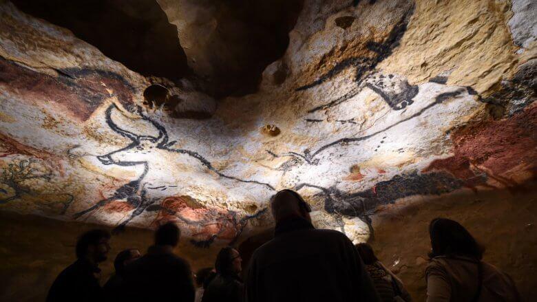 картины пещеры Ласко
