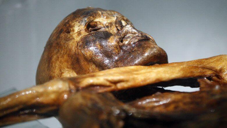 мумия Отзи