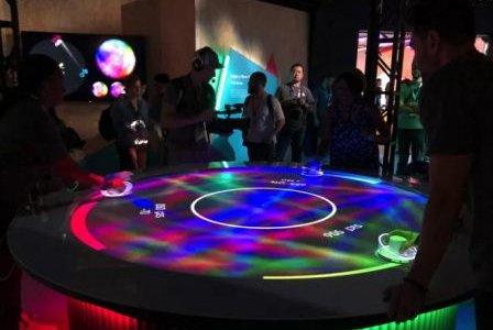виртуальный стол