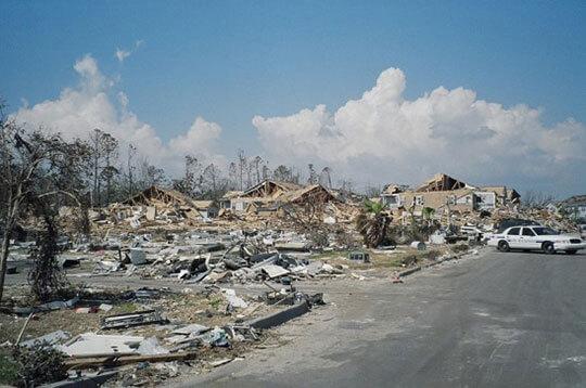 ураган Катрина 1