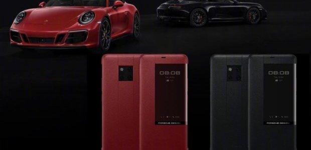 Huawei Mate 20 RS Porsche Design объявила о выпуске премиальной версии Mate 20 Pro