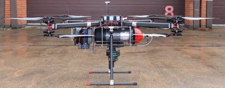 Водородный дрон оказался лучше электрических по всем параметрам