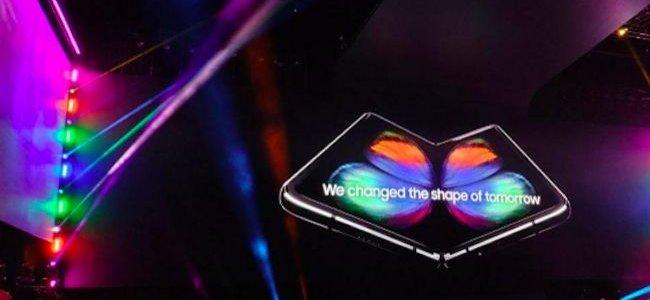 Samsung представила первый гибкий смартфон — это революционное решение ошеломляет!