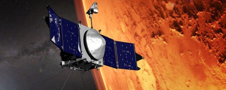NASA готовится к миссии «Марс 2020», установив зонд MAVEN