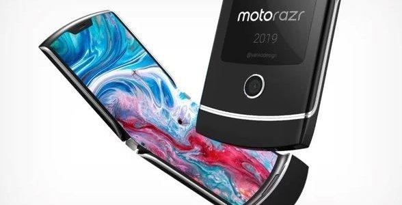 Скоро свой складной смартфон появится и у Motorola