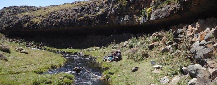 Этот каменный приют в Эфиопии может быть самым ранним свидетельством существования людей в горах