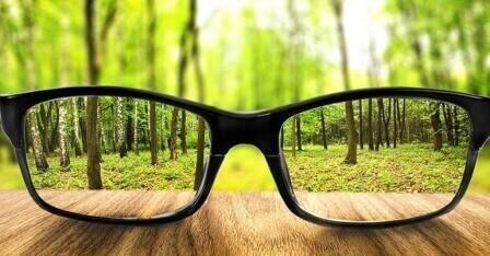 Дискомфорт в зрении с новыми очками носит временный характер