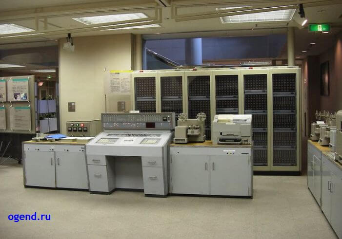 Самый старый действующий компьютер