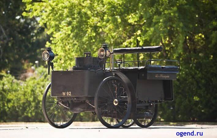 А это самый старый из работоспособных(!!!) автомобилей