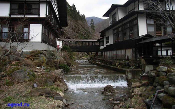 японский отель Hoshi Ryokan