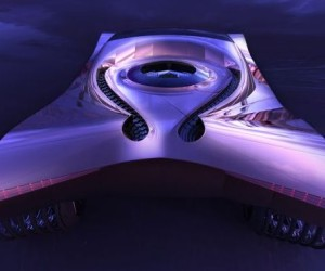 автомобиль с ядерным двигателем