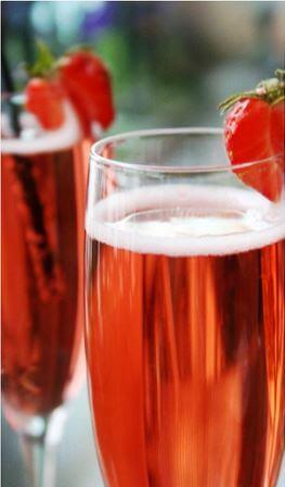Николь Барбье Клико. Розовое шампанское.