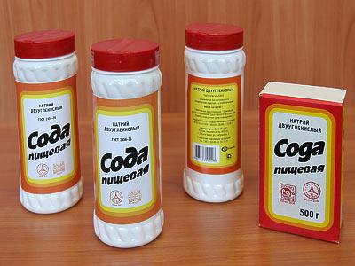 сода против рака