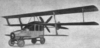 Автолёт Кёртисса (Curtiss AutoPlane)