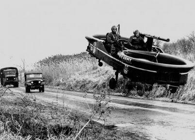 Воздушный джип Пясецки (Piasecki AirGeep)