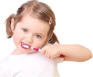 чистите зубы