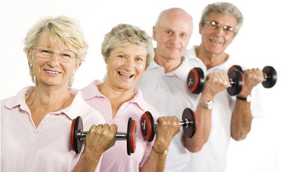 Занимайтесь физическими упражнениями