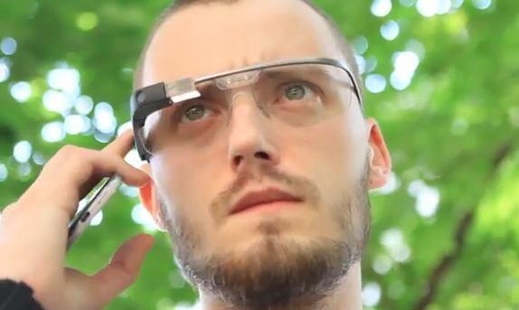 Очки Google-Glass