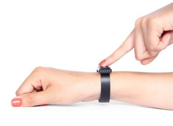 Электронный браслет для аутентификации