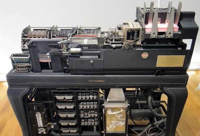 Счётно-аналитическая машина