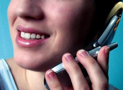 Мобильные телефоны и дерматит