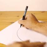 Как нарисовать идеальный круг моментально не имея инструментов