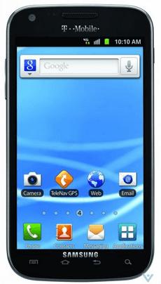 Samsung SGH-T989 Galaxy S II