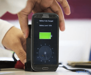 Израильский StoreDot разработал супер-аккумулятор