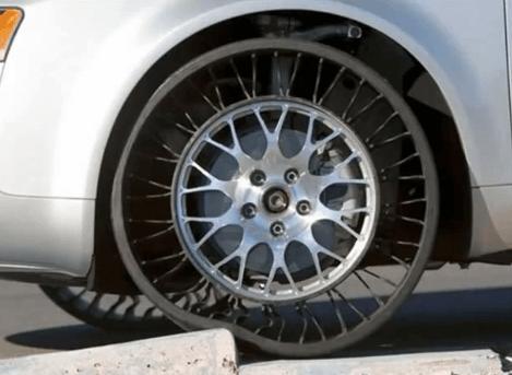 Компания Michelin запустила в производство  Tweel