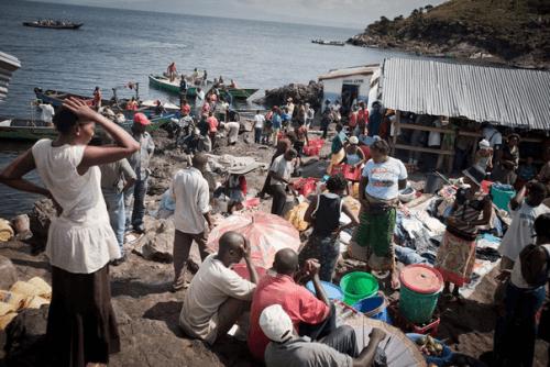 Мгино - остров между Кенией и Угандой